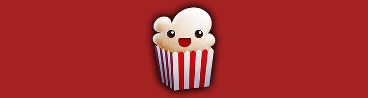 PopcornTime header