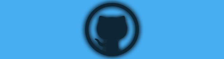 GitHub header