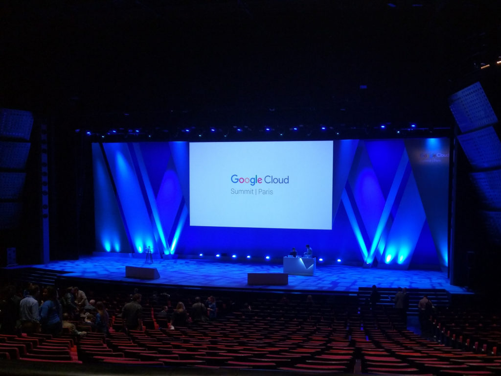 Google Cloud Summit 2017